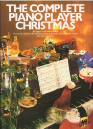 The Complete Piano Player Christmas