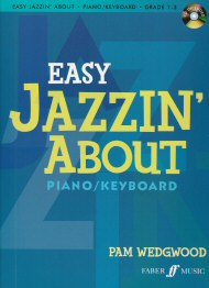 Easy Jazzin About Piano/Keyboard