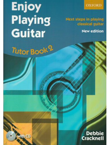 Enjoy Playing Guitar Book 2