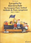 The European Piano Method Volume 1