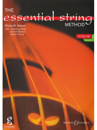 The Essential String Method Violin Book 1