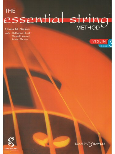 The Essential String Method Violin Book 3