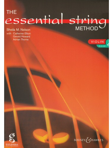 The Essential String Method Violin Book 4