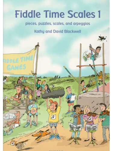 Fiddle Time Scales Book 1