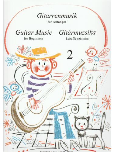 Guitar Music for Beginners Volume 2