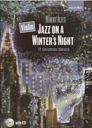 Jazz on a Winters Night for Violin