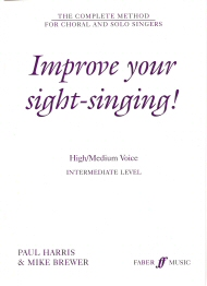 Improve Your Sight Singing Intermediate Level