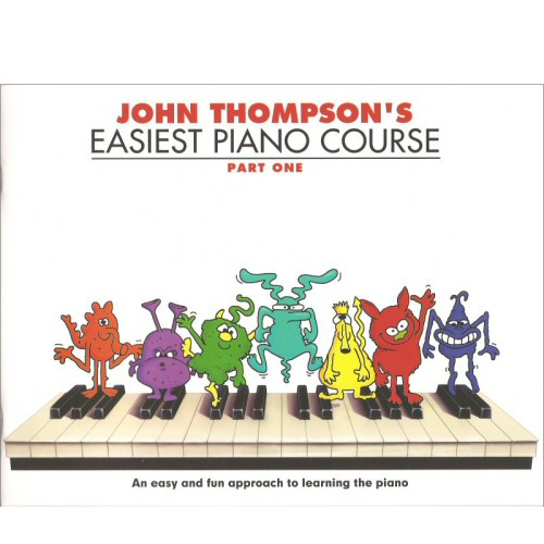 John Thompsons Easiest Piano Course Part One