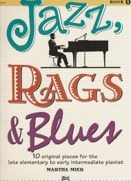 Jazz Rags and Blues Book 1