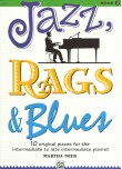 Jazz Rags and Blues Book 3