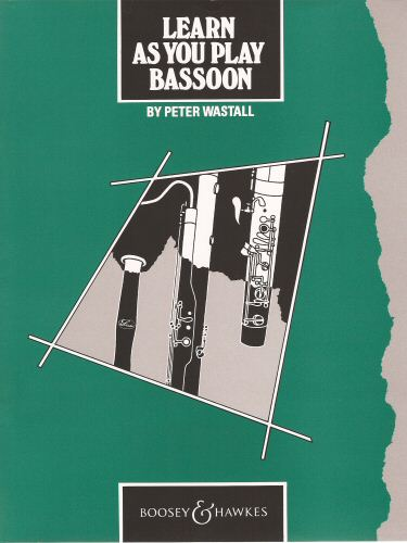 Learn as You Play Bassoon