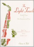 The Light Touch for Alto Saxophone and Piano Book 2