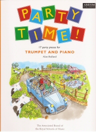 Party Time Trumpet and Piano