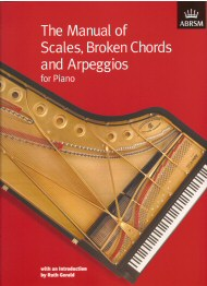 The Manual of Scales Broken Chords and Arpeggios for Piano