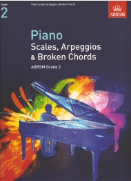Piano Scales Arpeggios and Broken Chords Grade 2