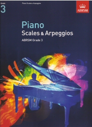 Piano Scales and Arpeggios Grade 3