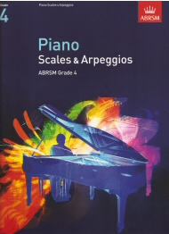 Piano Scales and Arpeggios Grade 4