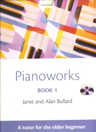 Pianoworks Book 1 With CD