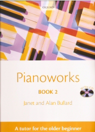 Pianoworks Book 2 With CD