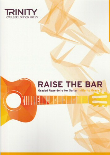 Raise The Bar Guitar Book 1