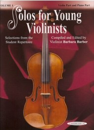 Solos For Young Violinists Volume 1