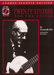 Twenty Studies for the Guitar with CD