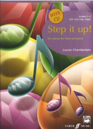 Step It Up! Flute and Piano