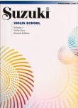 Suzuki Violin School Volume 1 Violin Part