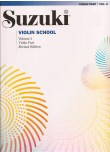 Suzuki Violin School Volume 5 Violin Part