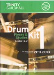 Drum Kit 1 Grades 1 and 2 2011-2013 (with CD)