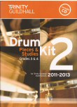 Drum Kit 2 Grades 3 and 4 2011-2013 (with CD)