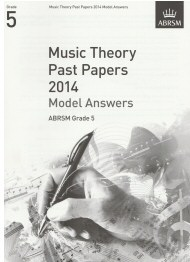 Music Theory Past Papers 2014 Grade 5 Model Answers