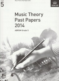 Music Theory Past Papers 2014 Grade 5