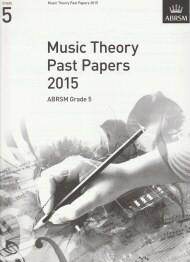 Music Theory Past Papers 2015 Grade 5