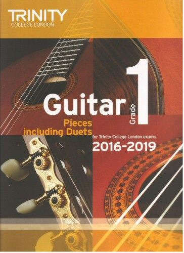 Guitar 2016 - 2019 Grade 1 Pieces and Duets