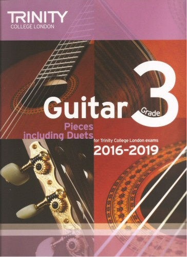 Guitar 2016 - 2019 Grade 3 Pieces and Duets