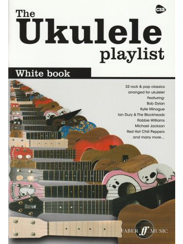 The Ukulele Playlist White Book
