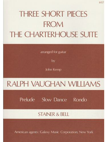 Three Short Pieces from Charterhouse Suite