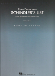 Three Pieces From Schindlers List