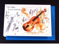 Violin Card - Instruments Series