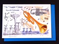 Trumpet and Cornet Card - Instruments Series