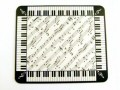 Sheet Music and Keyboard Mousemat