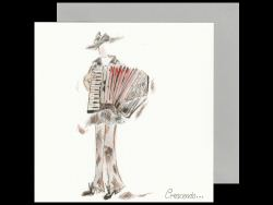 Accordion Player Card
