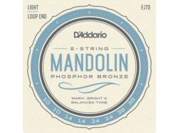 DAddario EJ73 Mandolin String Set Light