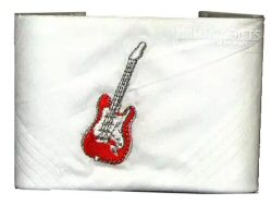 Electric Guitar Handkerchief
