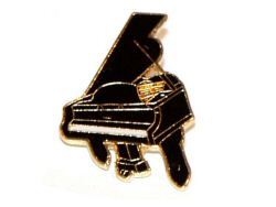Grand Piano Pin Badge