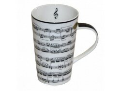 Making Music Latte Mug - B104Z0
