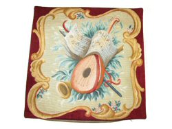 Mandolin Cushion Cover