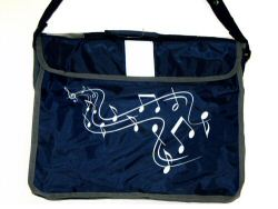 TGI Music Carrier Plus Navy Blue