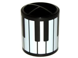Piano Keyboard Pen Holder
